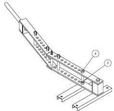 bench top bar and rod bender build a bench top bender metal work pinterest bar