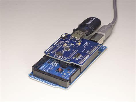 tutorial arduino usb host shield usb host shield 2 0 released 171 circuits home