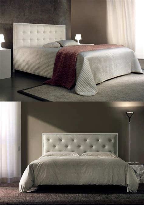 double bed padded headboard double bed with upholstered tufted headboard idfdesign