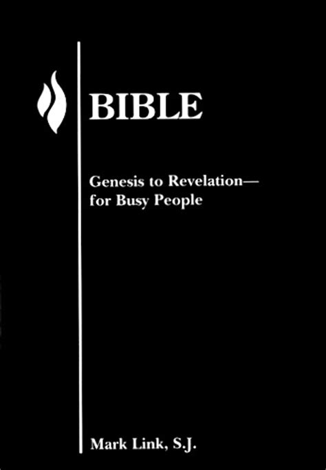 bible genesis to revelation bible genesis to revelation for busy prayer