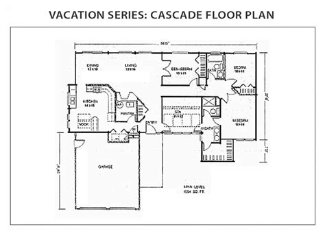 cascade floor plan cascade floor plan vacation series ihc