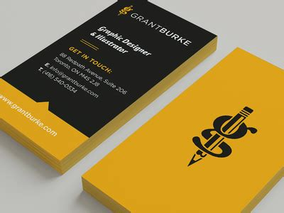 Interior Designer Architect designers pick favorite business card designs and tips