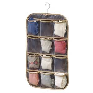 Hanging Organizer by Household Essentials Jewelry And Stocking Set Hanging