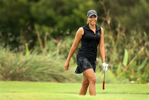 cheyenne woods swing photo by tracy wilcox cheyenne woods during the symetra