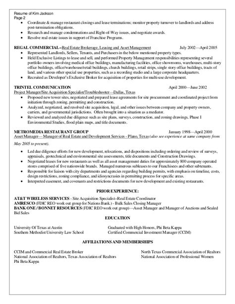 asset management resume thevictorianparlor co