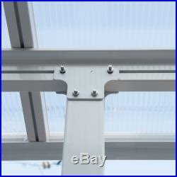 Patio Awning Wall Brackets Patio Awnings Canopies And Tents 187 Archive 187 Outsunny