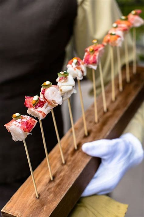 17 Best ideas about Wedding Appetizers on Pinterest