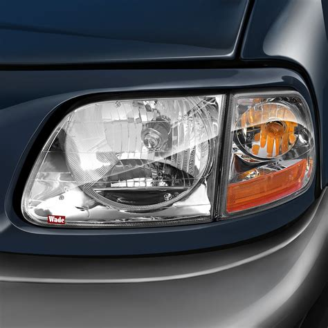 toyota light cover wade 174 toyota tundra 2000 2004 headlight covers