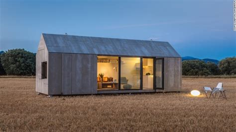 micro home could micro homes offer housing solution cnn