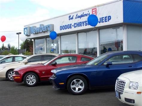 Chrysler Auto Financing by Newberg Dodge Chrysler Jeep Newberg Or 97132 Car
