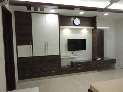 indian tv unit design ideas photos tv unit in rura new delhi rehan industries