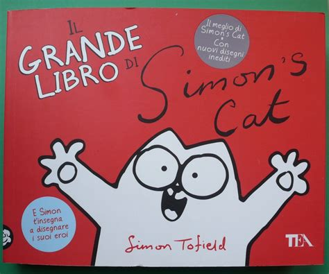 libro simons cat off to libri umoristici per bambini
