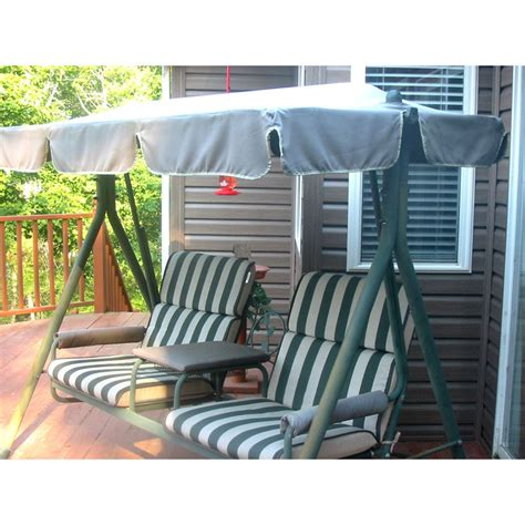 two seater swing with canopy walmart 2 seater with arm rest swing replacement canopy