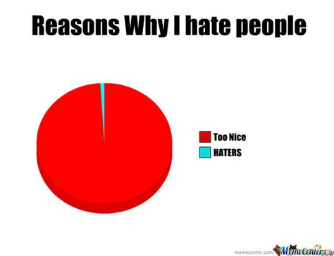 I Hate People Meme - reasons why i hate people by pocahontas1 meme center