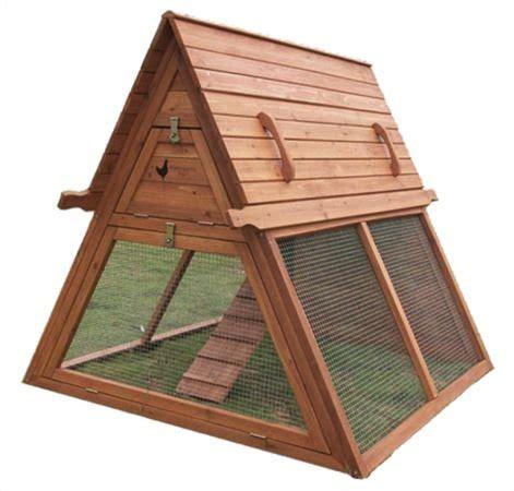 Portable Chicken Coop In Windsor Terrace Manhattan Krrb A Frame Chicken House Plans