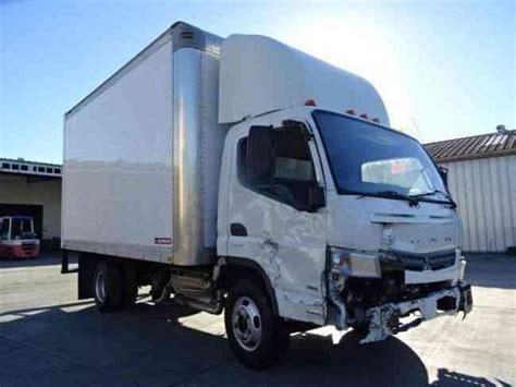 mitsubishi truck 2015 mitsubishi fuso fe 130 2015 van box trucks
