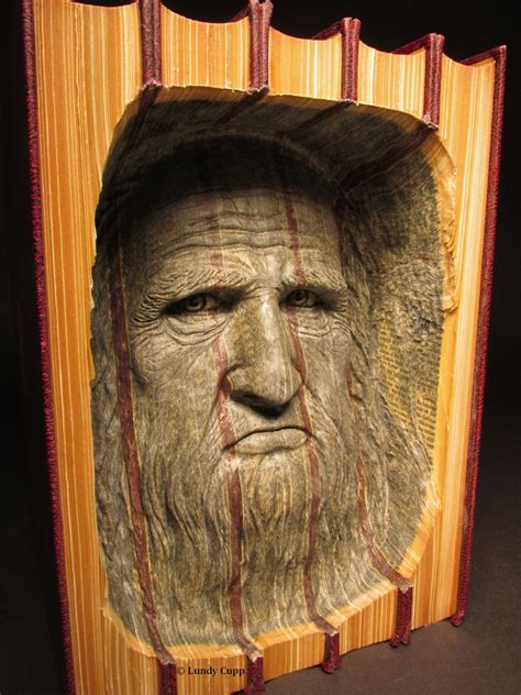 leonardo da vinci biography britannica carved books woodcarving lundy cupp