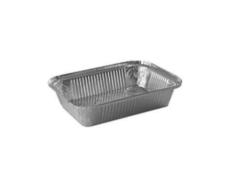 contenitori di alluminio per alimenti contenitore alluminio 2 3 porzioni chiudibile a coperchio