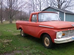 Ford F100 Unibody Sell Used 1963 Ford F100 Unibody In Edgerton Ohio United
