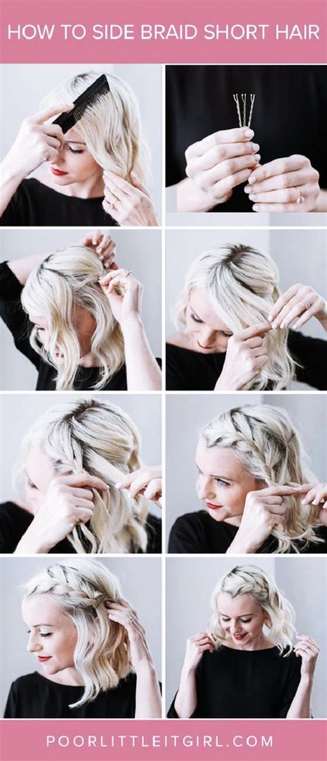 self do braid styles 40 self do hairstyles for working moms buzz 2018