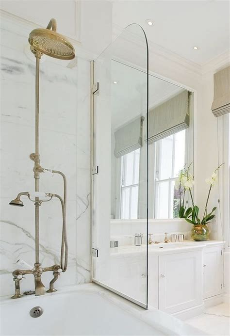 half glass shower door for bathtub bathtub glass half door for the homies pinterest