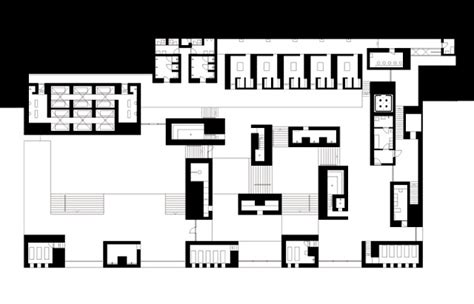 therme vals floor plan les plus beaux hotels design du monde h 244 tel therme vals