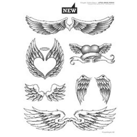 imagenes de tatuajes de querubines revistas dvd revista dise 241 os tatuajes alas y angeles