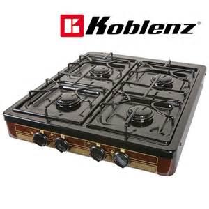 Best Propane Cooktop Koblenz 4 Burner Stove Ebay