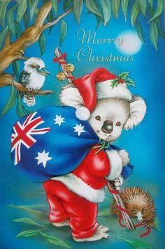 xmas tales australian funny merry animatedimages org pretty glittery graphics dieren