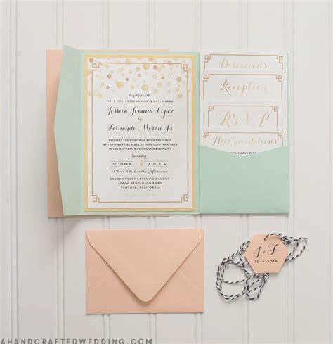 Wedding Invitation Accessories by Wedding Invitation Accessories Diy 25 Mint Wedding