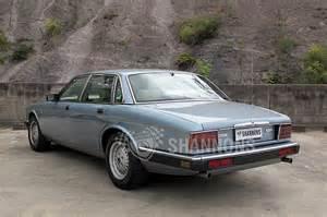 Jaguar Xj40 Sovereign Sold Jaguar Xj40 Sovereign Saloon Auctions Lot 21