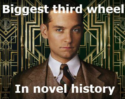 the great gatsby or maybe almost great brian overland june 2013 indifferent ignorance