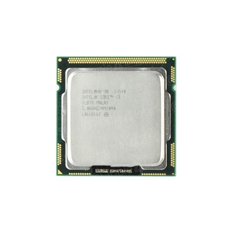 Motherboard Processor I3 540 intel i3 540 graphics drivers