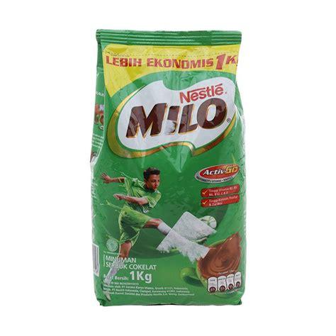 Milo Activ Go Gratis 10psc Gratis1 jual nestle milo activ go cokelat bubuk 1 kg