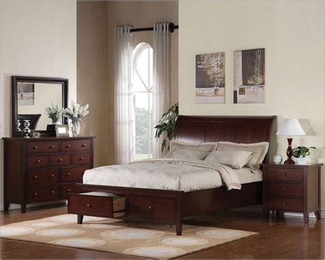Winners Only Bedroom Furniture Winners Only Storage Bedroom Set Vintage In Cherry Wo Bvc1001set