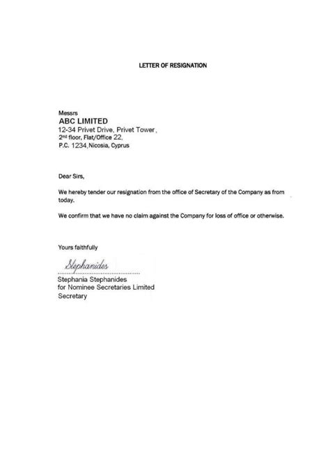 Nicholl Letters Due Out 2 by Best 25 Resignation Letter Ideas On