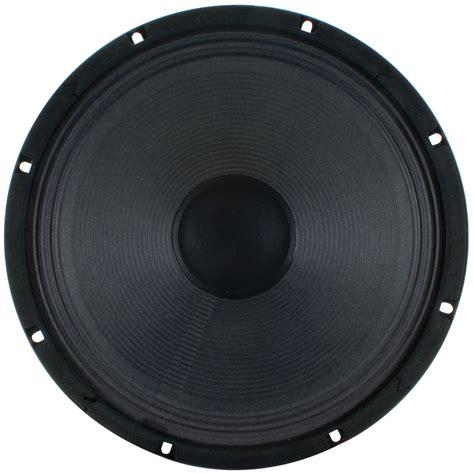 12 guitar speaker eminence patriot black mountain 12 quot guitar speaker 8 ohm