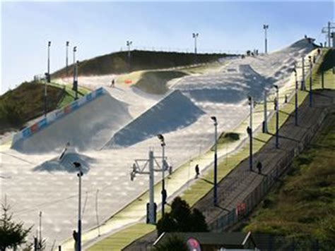 liberty university announces plans to build indoor artificial ski slope to be built at falwell s liberty