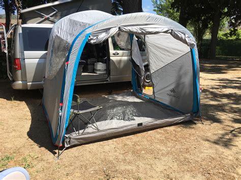 furgone con tenda tenda per furgone