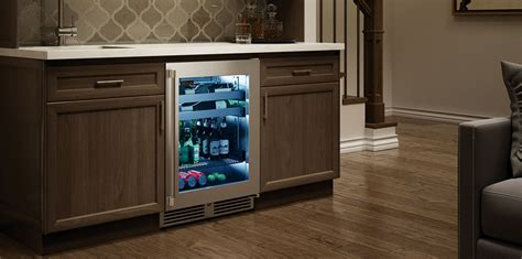 glass door wine beverage center wine soda beverage centers home refrigeration