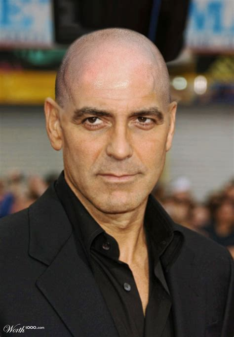 bald or balding celebrities bald celebrities pictures to pin on pinterest pinsdaddy