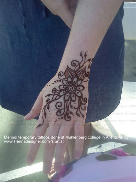 henna tattoo parlors mehndi tattoos done at a college by hennadesigner s
