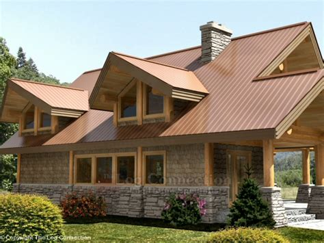 Astoria Log Home Design By The Log Connection | astoria log home design by the log connection