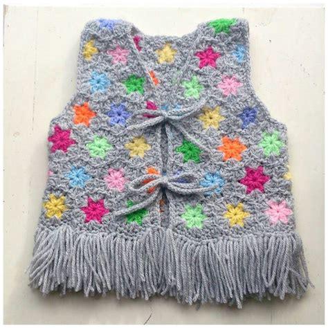 mostrar imagenes de chalecos de nias tejidos a gancho chaleco de ni 241 a chalecos pinterest