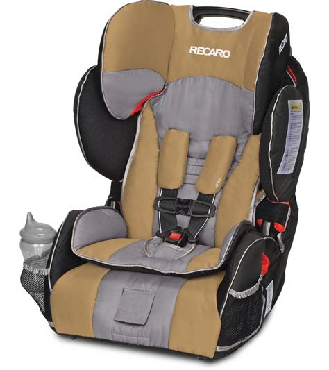 car seat harness recaro performance sport combination harness to booster car seat slate
