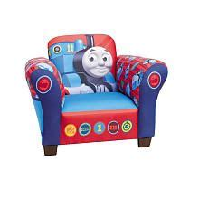 The Tank Engine Desk And Chair - the tank engine and friends upholstered chair