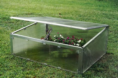 Cold Frame Gardening by Easy Garden Deluxe Cold Frame