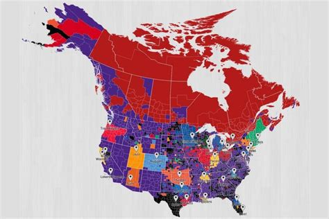 despite a strong fan base community has come to an end as nbc nba twitter fan follower map shows lakers are most