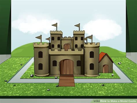 things to consider when building a house 2 easy ways to make a model castle with pictures