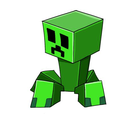 Imagenes Png Minecraft   minecraft little png creeper redsheep collestion by